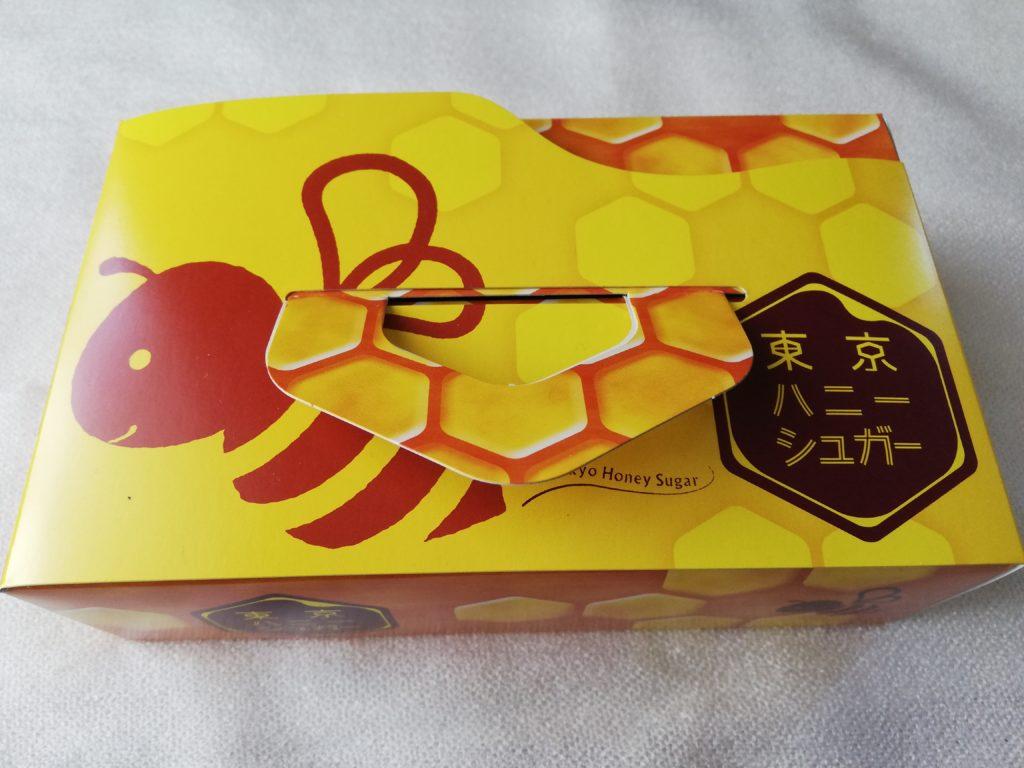 東京ハニーシュガーのパッケージ